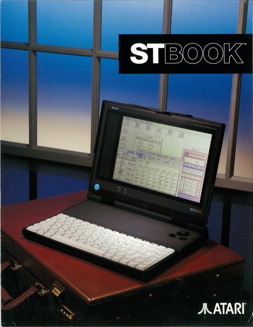 Atari STBook