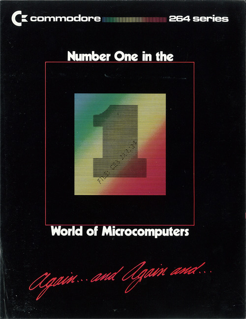 Commodore 264 Series