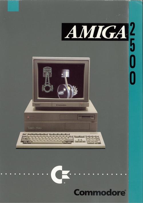 Commodore Amiga 2500