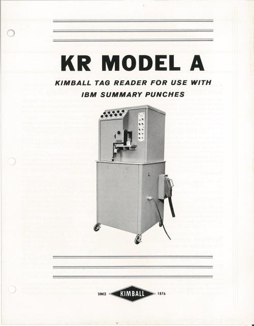 KR Model A