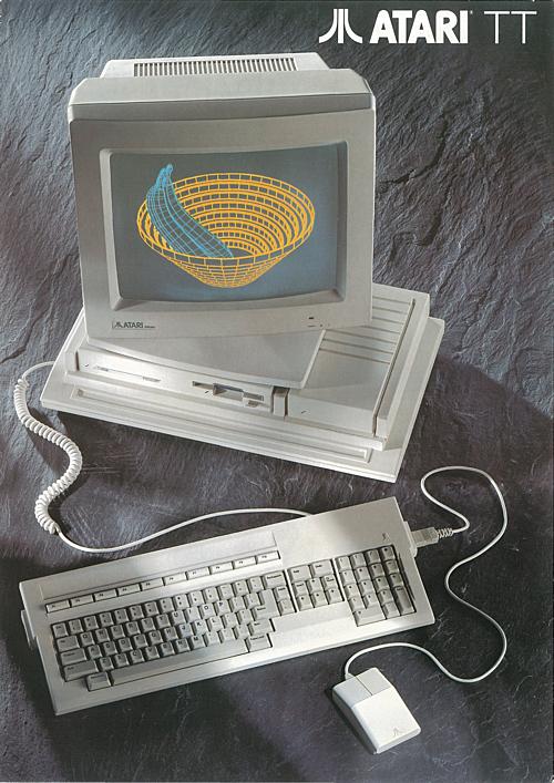 Atari TT