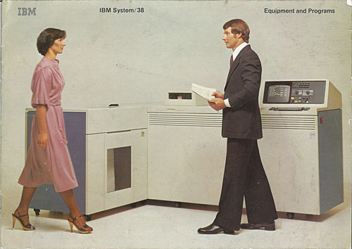 IBM System/38 Equipment and Programs
