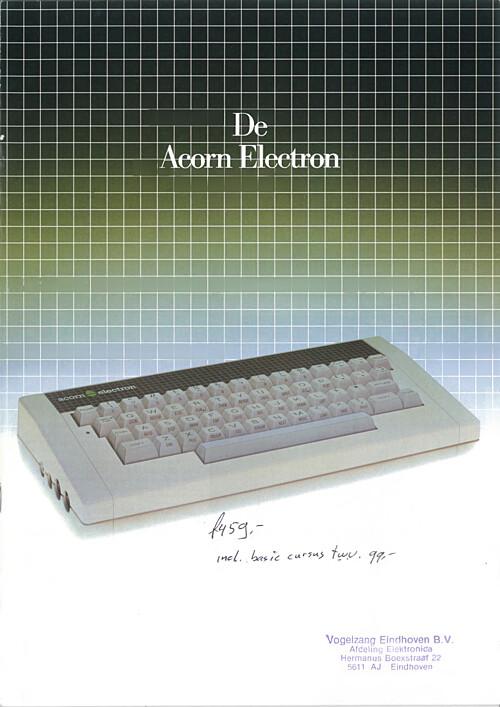 De Acorn Electron