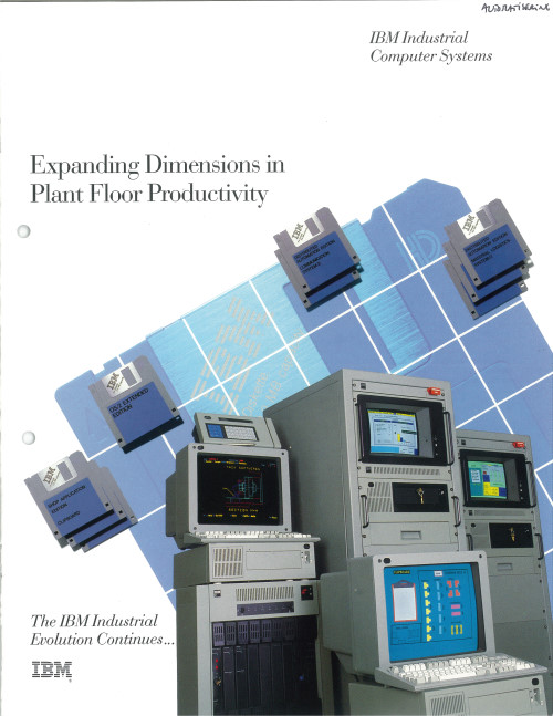 Expanding Dimensions in Plant Floor Productivity