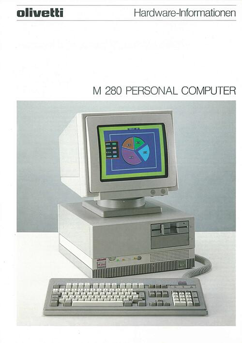 Olivetti M280 Personal Computer