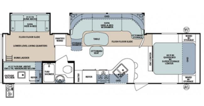 #17 Surveyor Select Floorplan