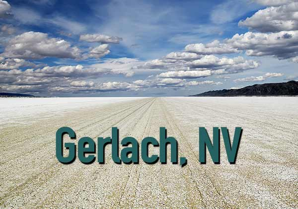 Gerlach NV RV Rental