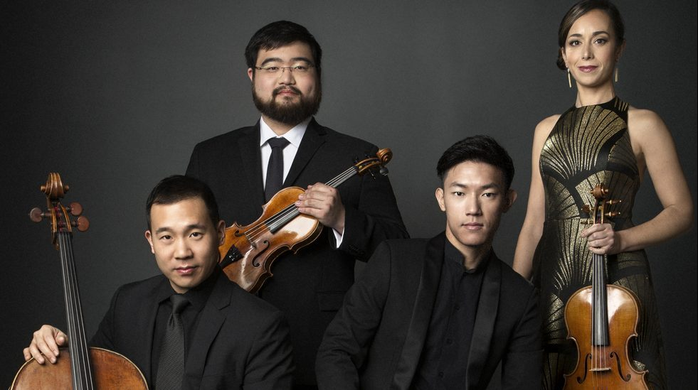 Le Quatuor Parker