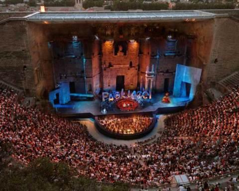 La 8e symphonie de Mahler sera donnée aux Chorégies d'Orange le 29 juillet