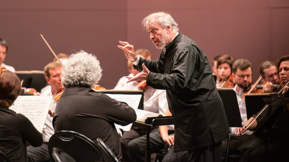 Valery Gergiev au festival Berlioz