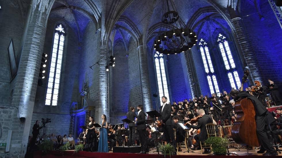 La 9ème symphonie de Beethoven à la Chaise-Dieu