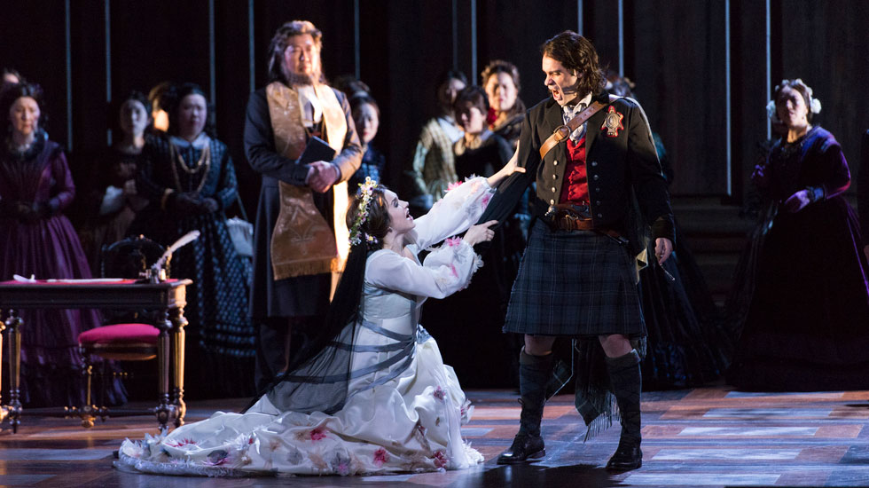 Lucia di Lammermoor - New National Theatre Tokyo