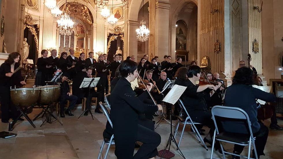 L'Ensemble Zoroastre en l'église Saint-Louis-en-l'Île