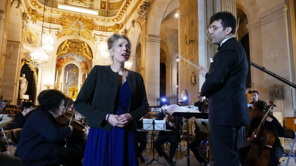 Angéline Le Ray et Ayyub Guliyev