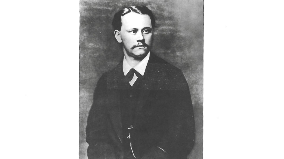 Henri Duparc vers 1875