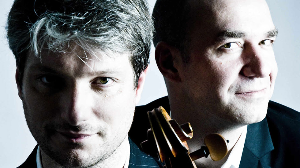 Jérôme Pernoo et Jérôme Ducros