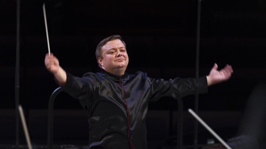 Mikko Franck, directeur musical de l'Orchestre Philharmonique de Radio France © Christophe Abramowitz