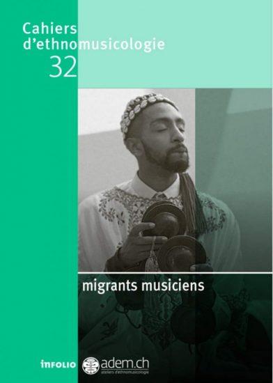 32e numéro des Cahiers d'ethnomusicologie