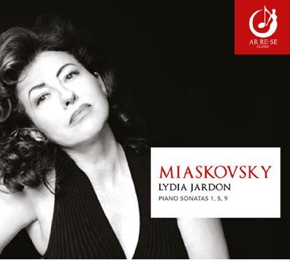 Lydia Jardon et son disque Miaskovsky