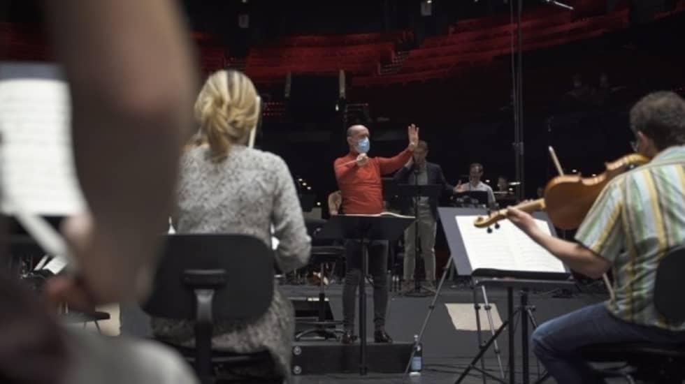 """""""Phryné"""" à l'opéra de Rouen"""