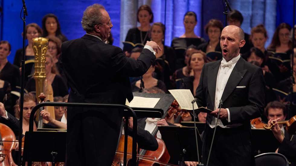 Stéphane Degout dans le Requiem de Fauré
