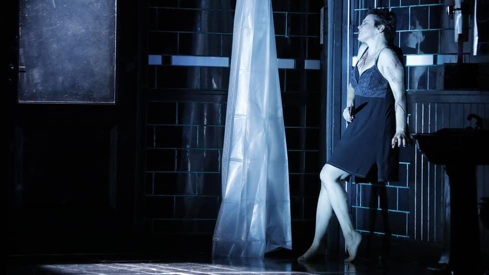 L'engagement physique et vocal d'Ausrine Stundite ( Renata) est total / Pascal Victor -artcompress