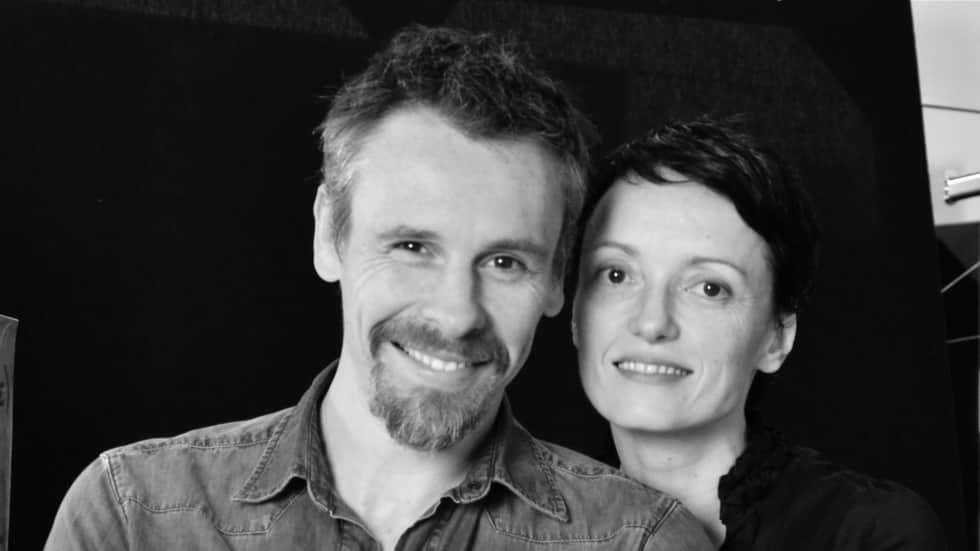 Nicolas Le Riche et Clairemarie Osta © Jean-Philippe Raibaud / le LAAC