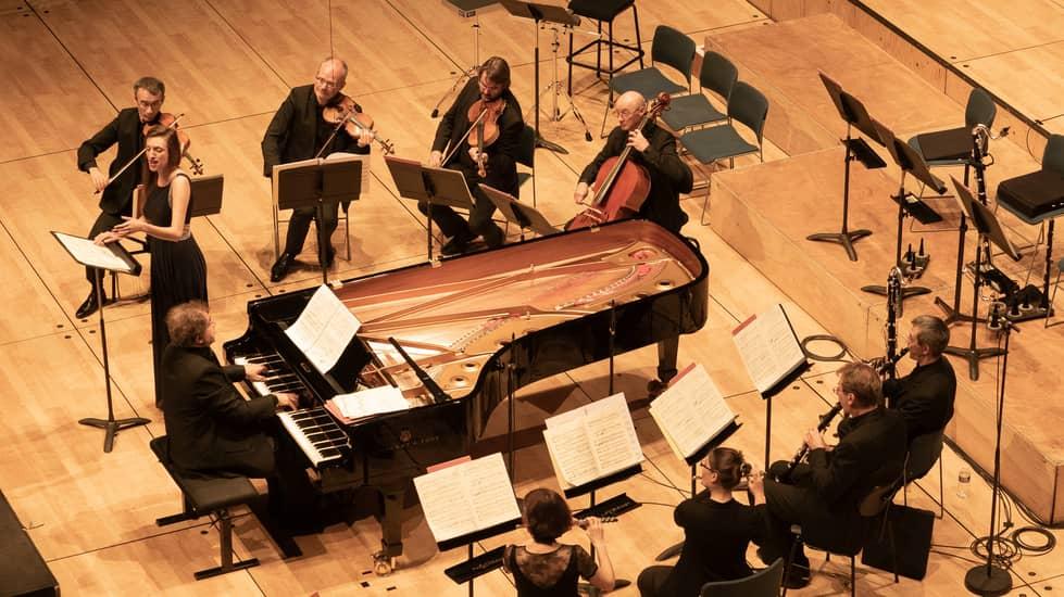 L'Orchestre de chambre Nouvelle Aquitaine