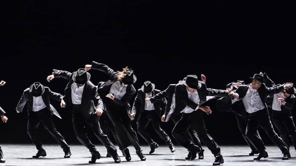 Decadance © Julien Benhamou / Opéra national de Paris