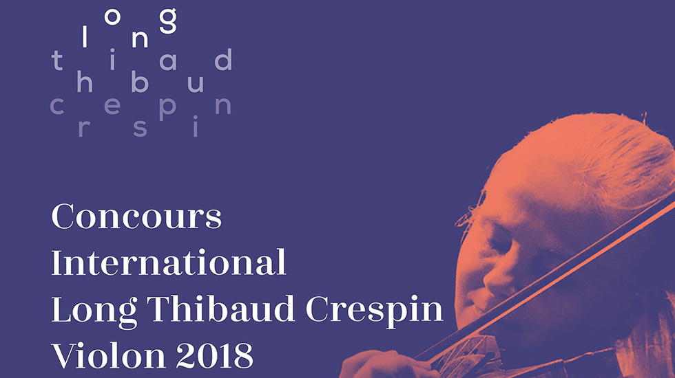 Concours International Long Thibaud Crespin