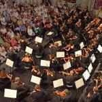 Concert à l'Abbaye aux Dames à Saintes © Michel Garnier