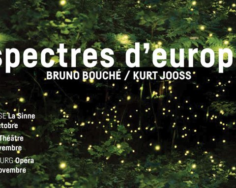 Le spectacle Spectres d'europe