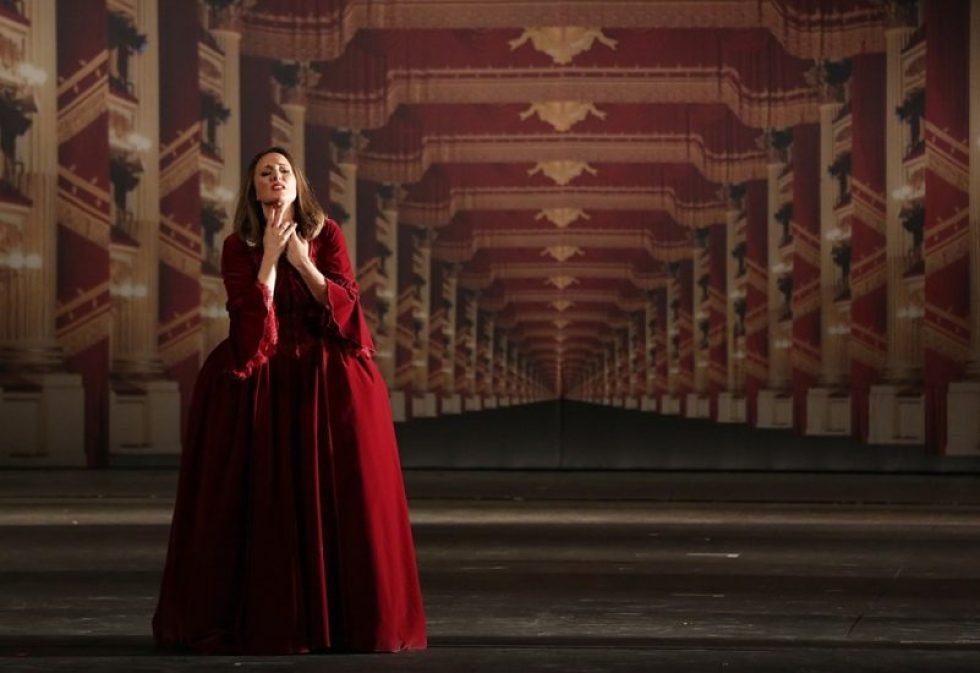 Anett Fritsch (Donna Elivra)© Brescia Amisano/Teatro alla Scala