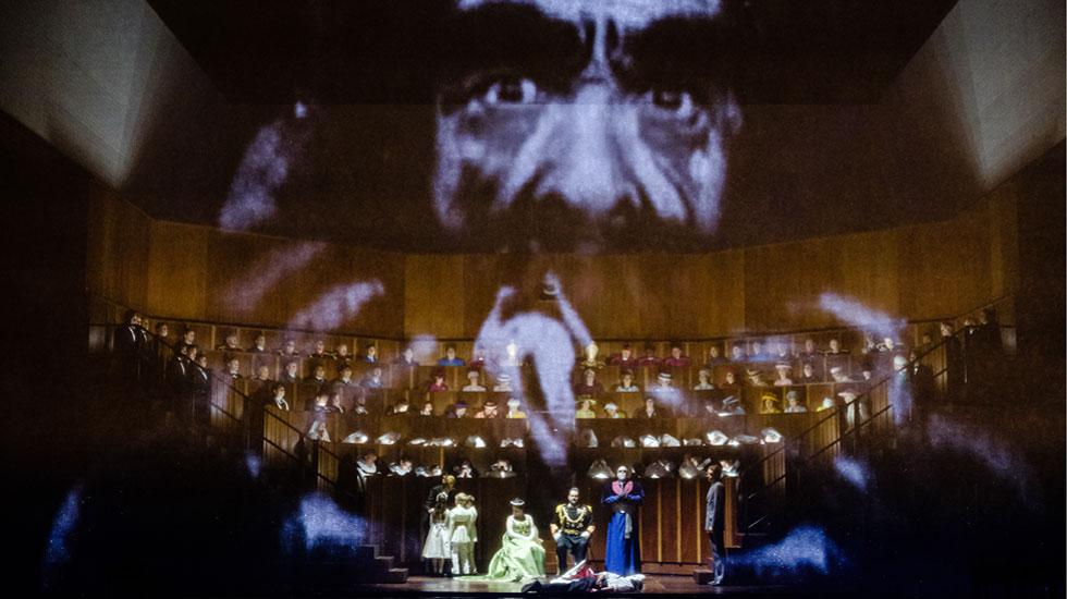 Don Carlos © Agathe Poupeney / Opéra national de Paris