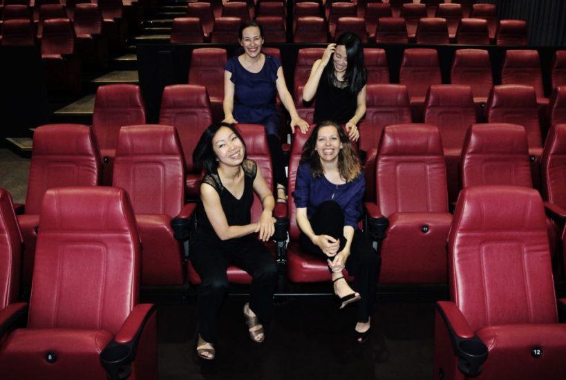 Quatuor Ardeo © New Opera Hero