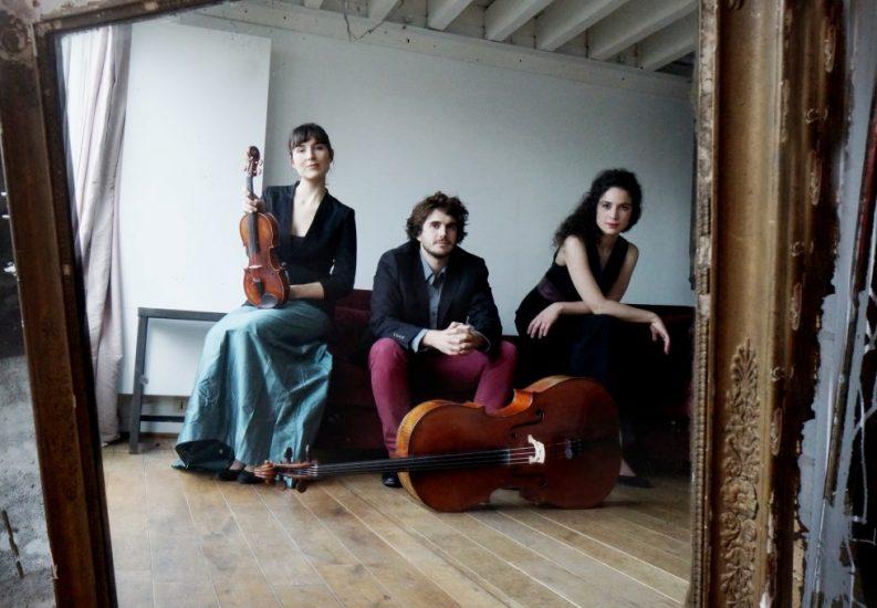 Trio Karénine © Béatrice Cruveiller