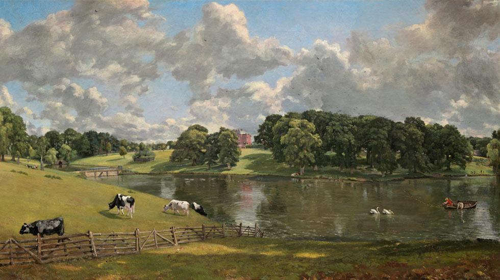 John Constable, Wivenhoe Park