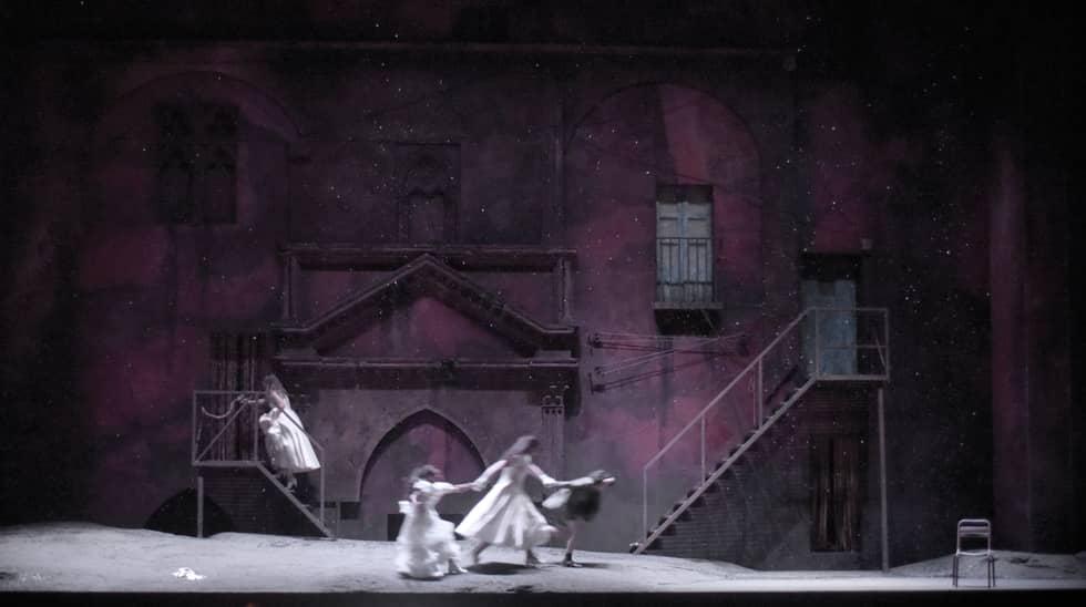 La Cenerentola mise en scène par Guillaume Gallienne © Vincent Pontet / Opéra national de Paris