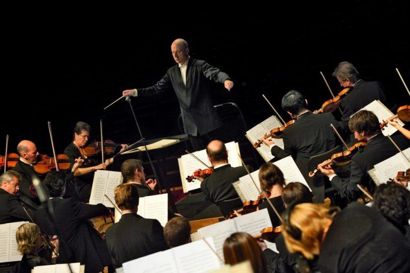 Orchestre de Paris © Anne Deniau