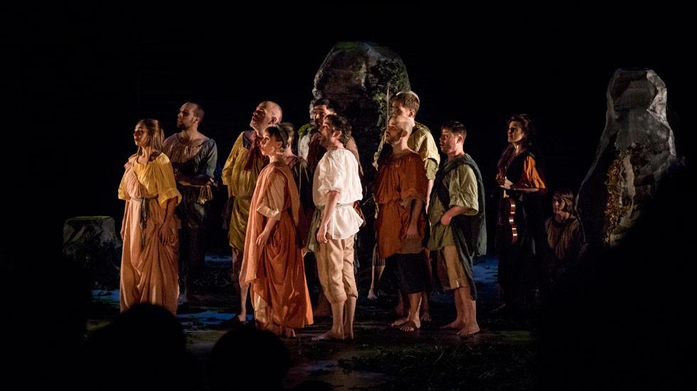 L'Orfeo de Monteverdi par Les Arts Florissants à la Philharmonie de Paris © DR