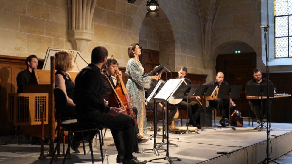 L'orgue du Sultan au festival Royaumont © François Mauger / Royaumont