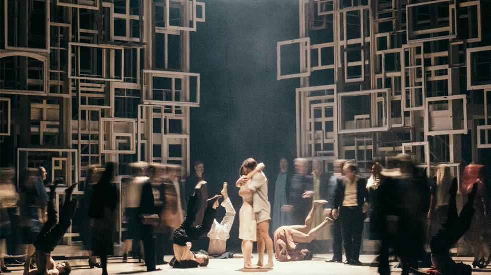 'Requiem' - Sidi Larbi Cherkaoui (2016-2017)