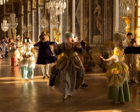 Les fêtes galantes à la Galerie des Glaces