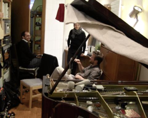Discussion entre Clément Canonne, Eve Riser et Joris Rühl