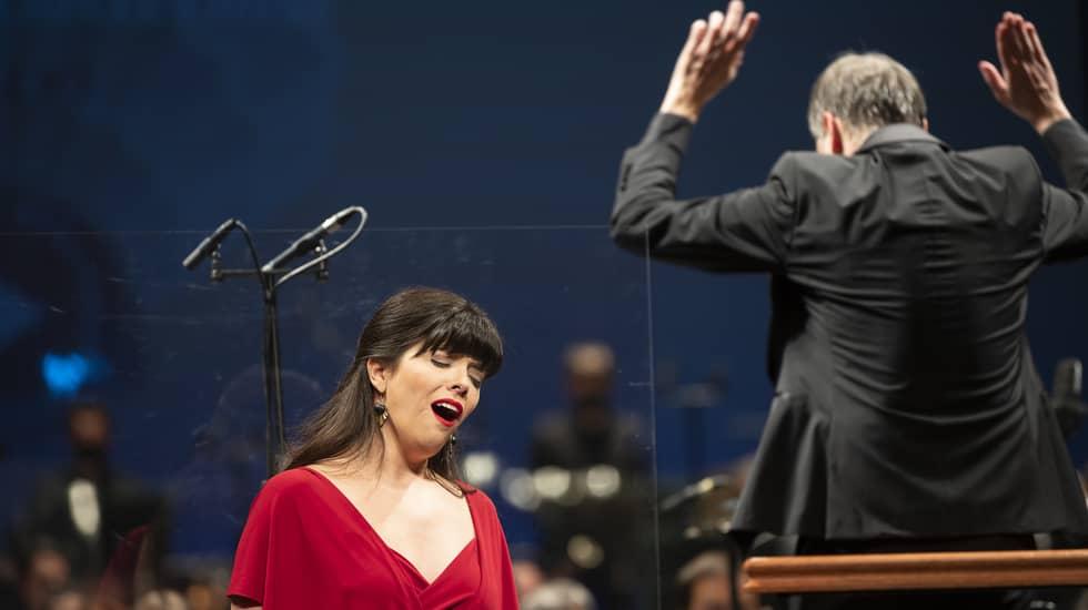 Jodie Devos © Opéra Royal de Wallonie-Liège