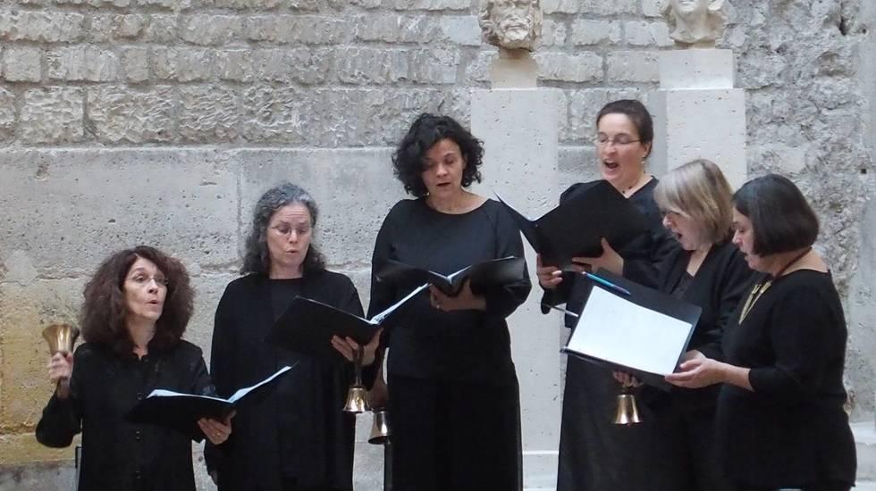 Ensemble Discantus au musée de Cluny