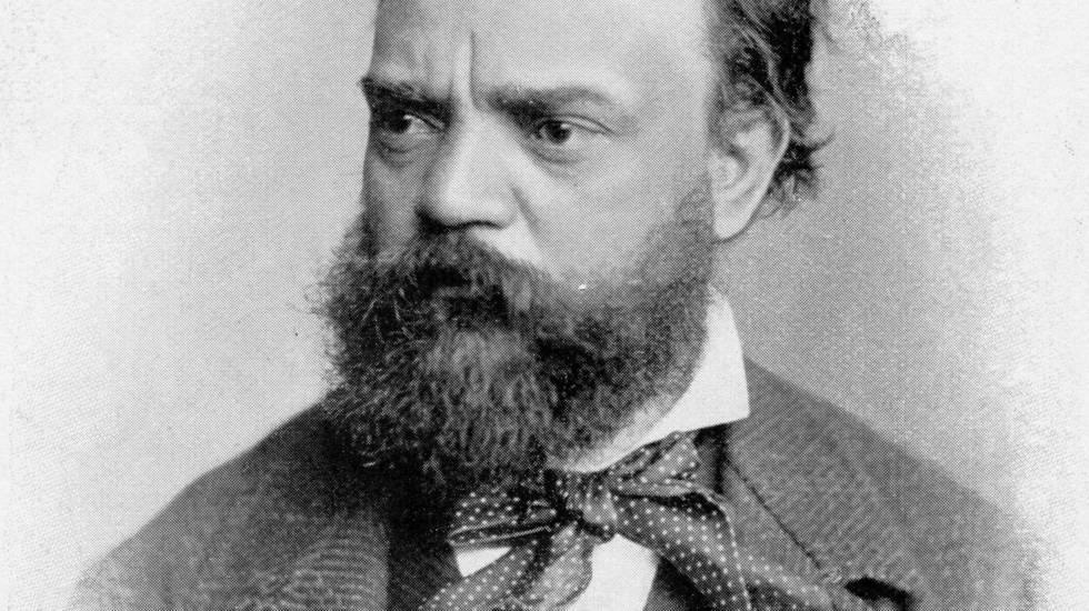 Antonín Dvořák en 1882 © Gallica