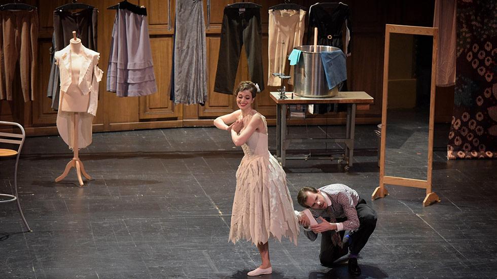 Le mystère de l'écureuil bleu © Vincent Pontet / Théâtre National de l'Opéra Comique