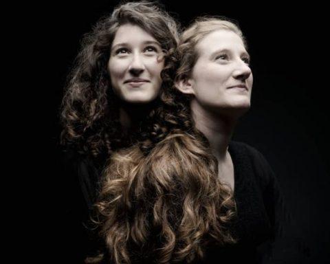 La violoniste Maria Milstein et la pianiste Nathalia Milstein © Marco Borggreve