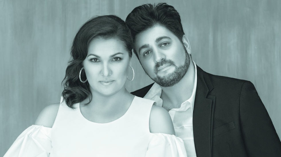 Anna Netrebko et Yusif Eyvazov